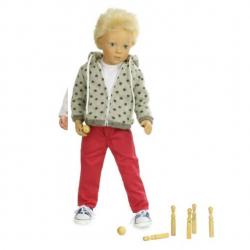 Petitcollin bábika Finouche 48 cm Jonas
