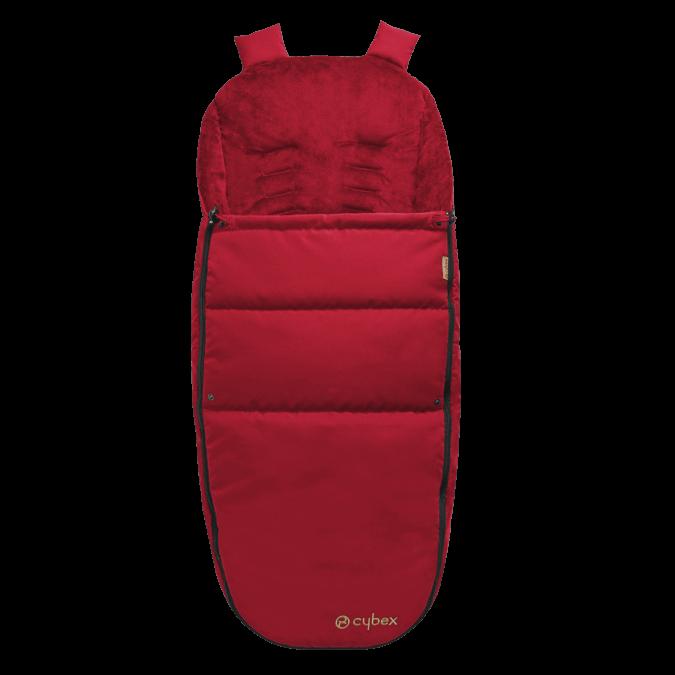 Cybex Fusak pro kočárky red 2016