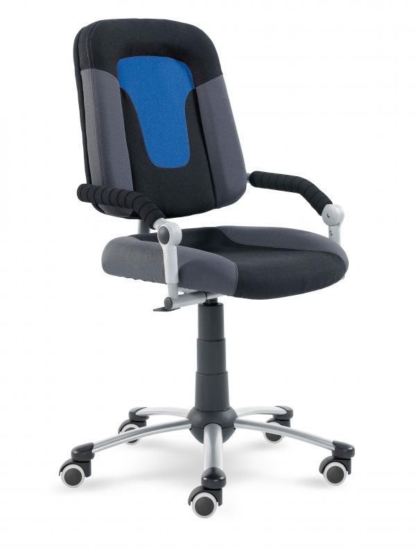 Rostoucí židle dětská Freaky Sport 08 372 - modrý střed