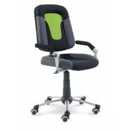 Rastúca stolička detská Freaky Sport 08 373 - zelený stred