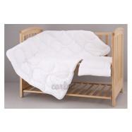 Zestaw do łóżeczka kołderka i poduszka Julie 90 x 120 cm