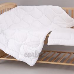 Zestaw do łóżeczka kołderka i poduszka Julie 100 x 135 cm
