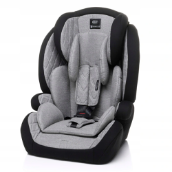 4 BABY Autosedačka ASPEN XIX 9-36 kg - svetlo šedá