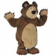 Máša a medveď Plyšový tancujúci medveď 35 cm
