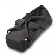 Vložná taška 2v1 ke kočárkům Hauck černá