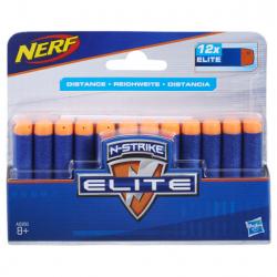 Nerf Elite náhradné šípky 12 ks