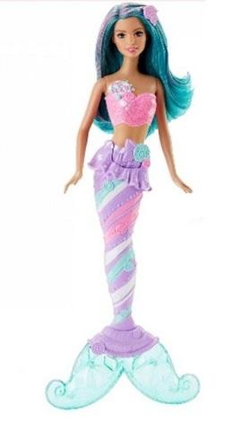 Barbie mořská panna 216950