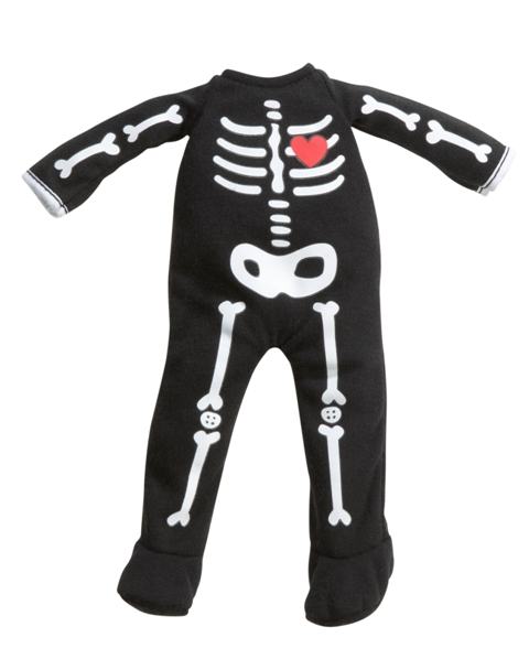 Lalaloopsy Obleček Skeleton PJ 506515