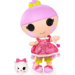 Panenka Lalaloopsy Littles vlna 2 Jewel's Sister 513018