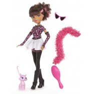 Kočičí Bratz Yasmin Růžový panter 518143