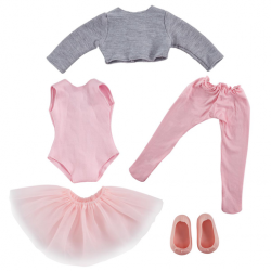 Balerína tanečné oblečenie