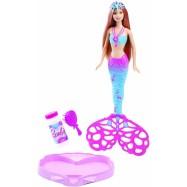 Mattel Barbie bublinková morská panna
