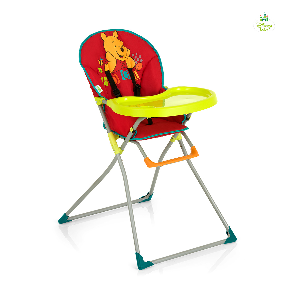 Jídelní židlička Mac Baby Pooh