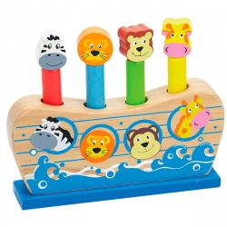 Dřevěná hra - Noemova archa