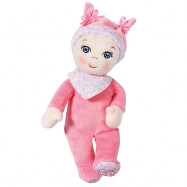 Baby Annabell® Mini Soft z grzechotką 700020  18cm