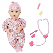 ZAPF CREATION Bábika Baby Annabell Milly 701294