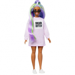Barbie Modelka 136 - šaty dream often