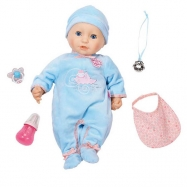Baby Annabell chlapeček 794654, 43 cm