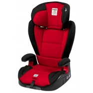 PEG-PÉREGO 2-3 Surefix (15-36kg) Fotelik samochodowy – Rouge 2019