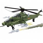 Stavebnica Ausini armáda helikoptéra, 482 dielov