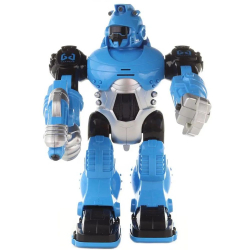 Robot modrý na batérie