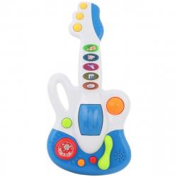 Gitara akumulatorowa dla niemowląt