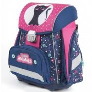Karton P+P plecak szkolny Premium Kot