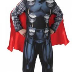 Kostium dla dzieci Avengers Thor Classic rozmiar L