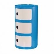 Halmar Pojízdný kontejner ALF modrý