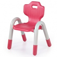 Halmar Dětská židlička BAMBI červená