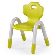 Halmar Dětská židlička BAMBI zelená