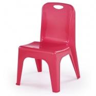Halmar Dětská židlička DUMBO červená