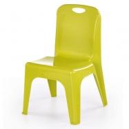 Halmar Dětská židlička DUMBO zelená
