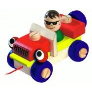 Auto montážní mrkací