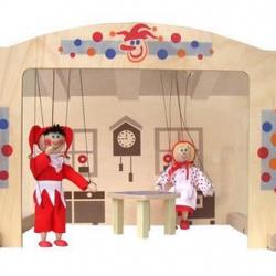 Drewniany Teatr dla lalek