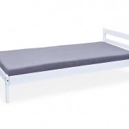 Halmar Detská posteľ FINY biela