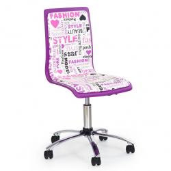 Halmar Dětská otočná židle FUN 7