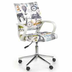 Halmar Detská otočná stolička IBIS PARIS