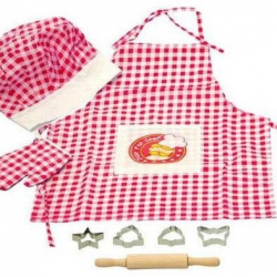 Chefs' play set
