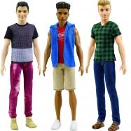 Barbie Fashionistas. Stylowy Ken, mix wzorów Mattel
