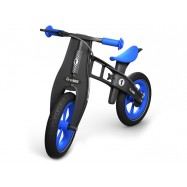 FirstBike  LIMITED EDITION Blue s brzdou