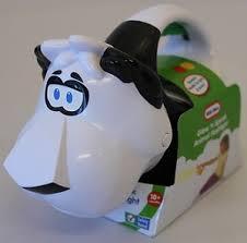 Baterka se zvuky Little Tikes Panda