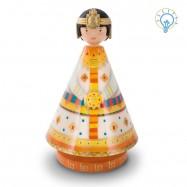 Lampička - Princ Inka