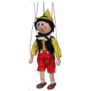 Drevená loutka Pinokio III