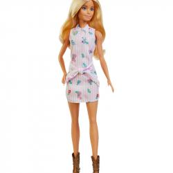 Barbie Modelka 119 - růžové