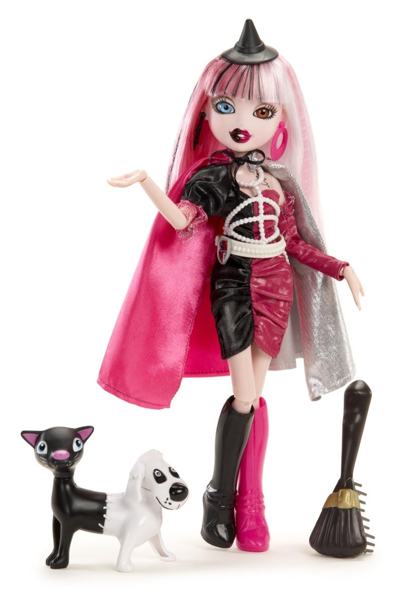 Bratzillaz panenka s mazlíčkem 112617