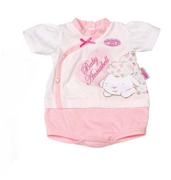 Baby Annabell Spodní prádlo 792278 varianta 1, 46cm