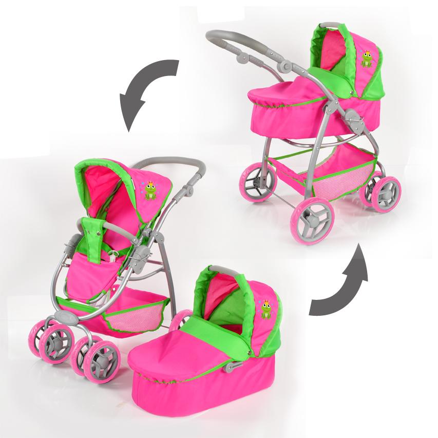 Kočárek pro panenky Coco 90771