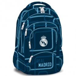 Plecak szkolny Real Madrid 5K Blue