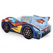 Halmar Dětská postel SPEED auto
